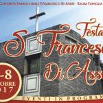 Comunità Parrocchiale S. Francesco – Sacra Famiglia: Festa Patronale