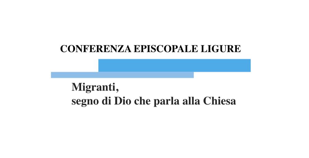Documento dei Vescovi Liguri