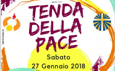 Tenda della Pace 2018