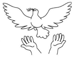 """""""Lavorare per la pace fa bene a tutti"""" – 23 Febbraio Giornata di digiuno e preghiera per la pace"""