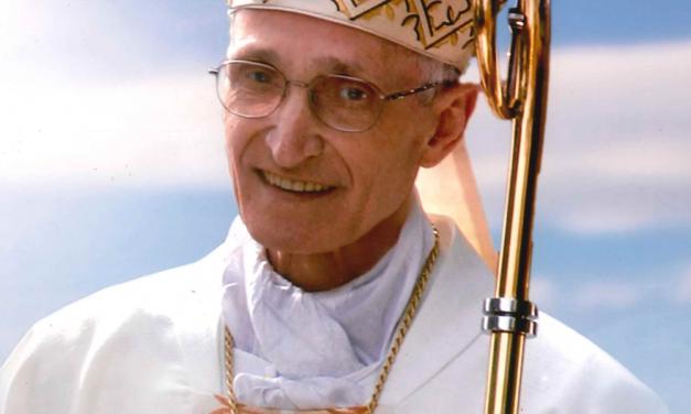 traslazione e sepoltura definitiva del Vescovo emerito – 22 giugno 2019