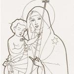 Professione religiosa di Suor Chiara Michelotti