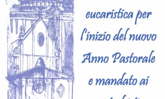 S. Messa di inizio del nuovo anno pastorale 2020-2021