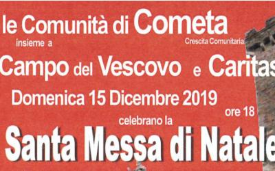 Santa Messa di Natale 15 dicembre 2019