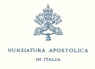 Messaggio di cordoglio del Nunzio Apostolico in Italia al Vescovo e al Presbiterio