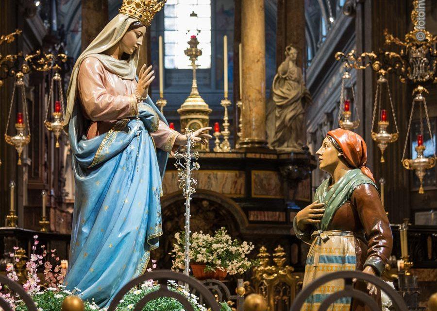 CEI: Atto di Affidamento a Maria dell'Italia – Santa Maria del Fonte presso Caravaggio – 1° maggio ore 21.00