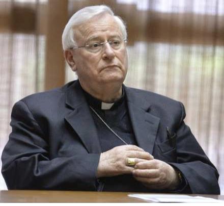 Comunicato del Vescovo per l'aggravarsi delle condizioni di salute del Card. Gualtiero Bassetti, presidente della CEI