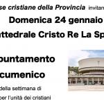Appuntamento ecumenico – 24 gennaio 2021